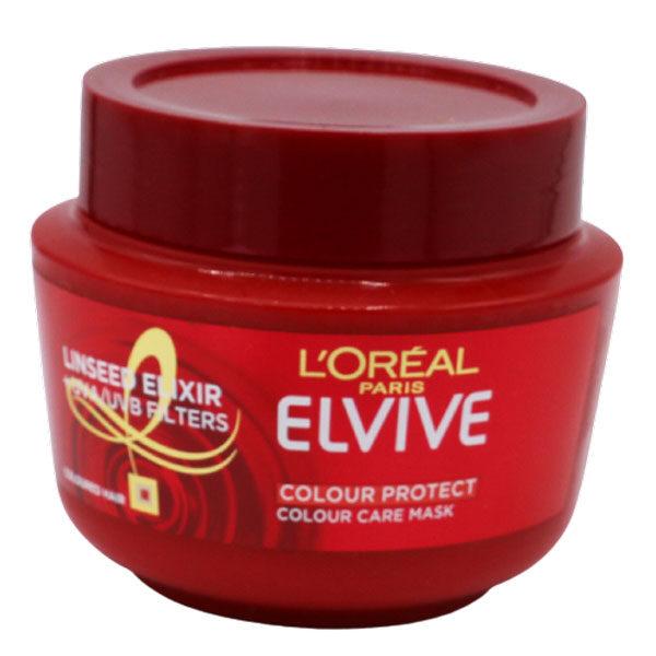 ماسک مو اورآل سری Elvive مدل Colour Protect حجم 300 میلی لیتر