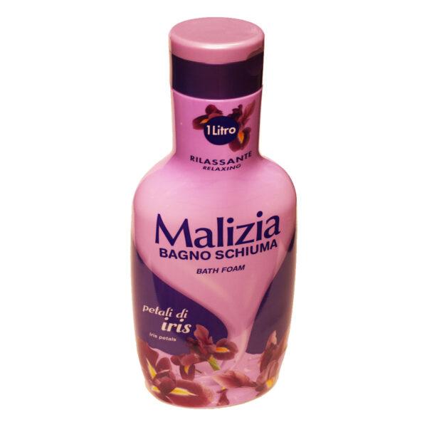 شامپو بدن مالیزیا با رایحه زنبق حجم 1000 میلی لیتر