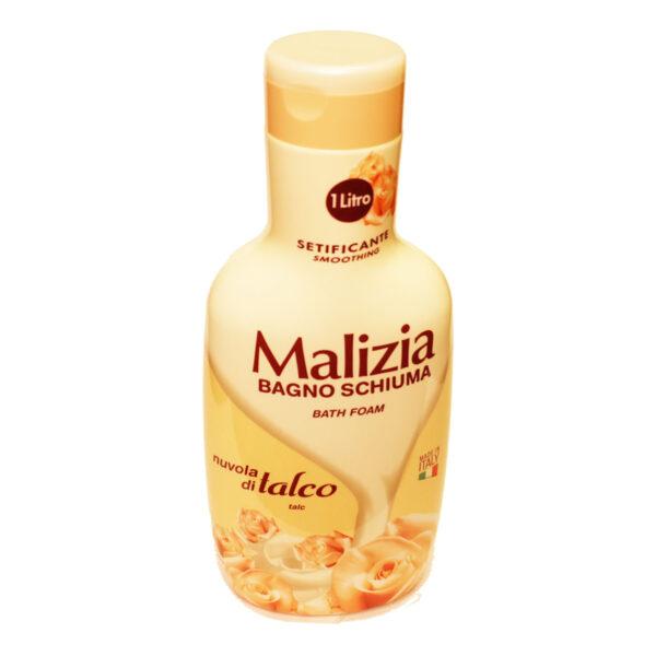 شامپو بدن مالیزیا حاوی تالک حجم 1000 میلی لیتر